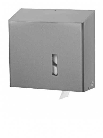 MRU toilet paper dispenser