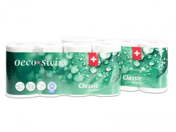 OecoSwiss Classic Toilettenpapier