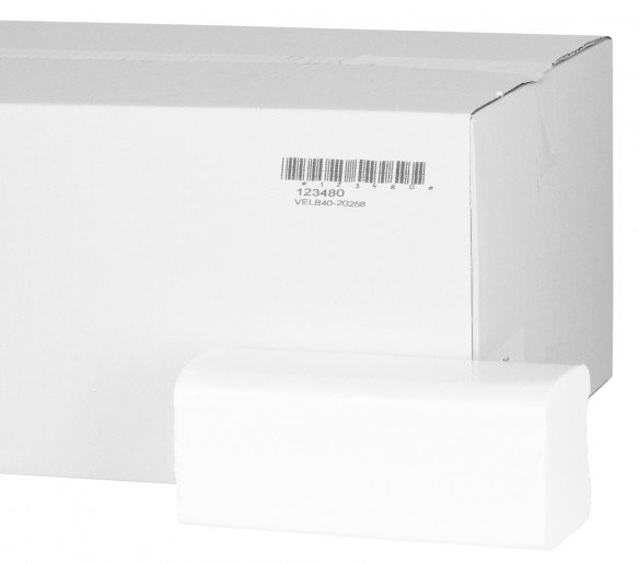 Papierhandtücher Premium V-Falz 2-lagig