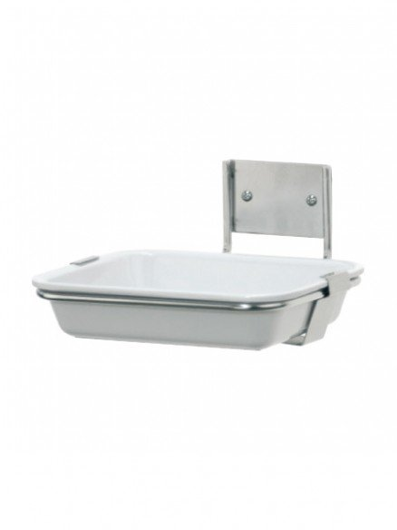 SH 3 Tray holder for transverse wall mounting