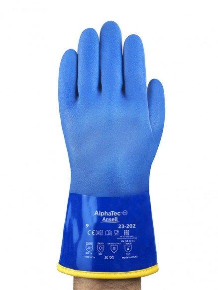 Kälteschutzhandschuhe Ansell AlphaTec® 23-202