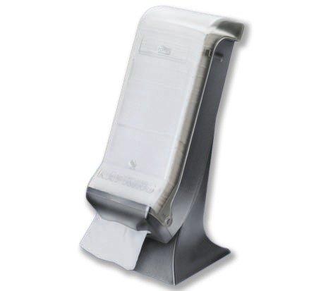 Napkin dispenser for single removal