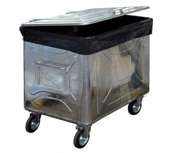 Containersäcke aus Recycling PE-LD