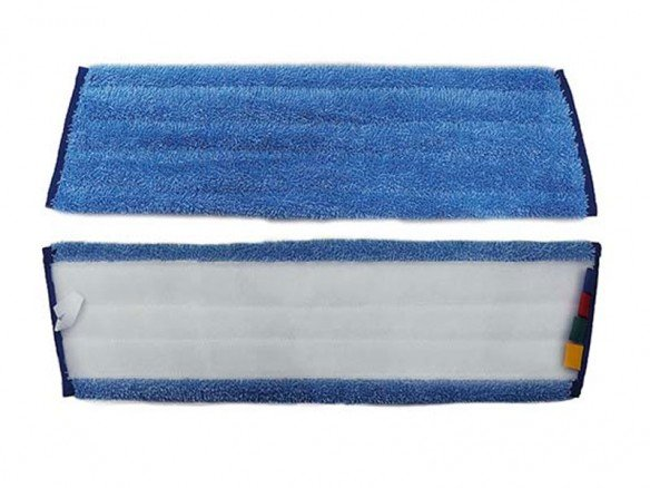NuTex Speed Velcro, blau