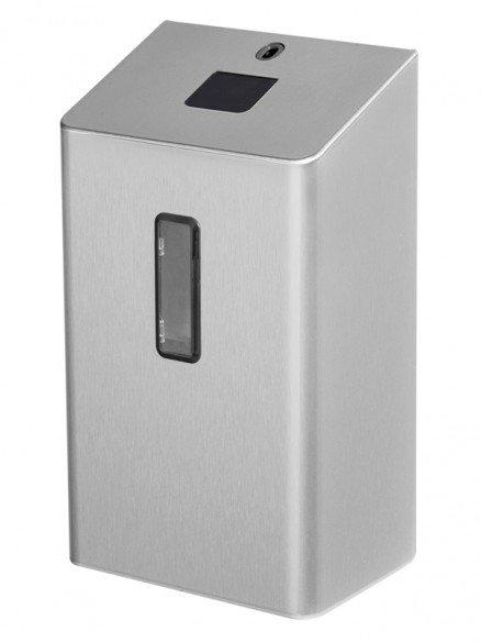 Seifenspender berührungslos mit Sensor Edelstahl 600ml