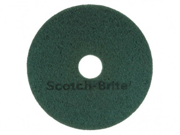 """3M """"Scotch-Brite"""" Super Pad grün"""