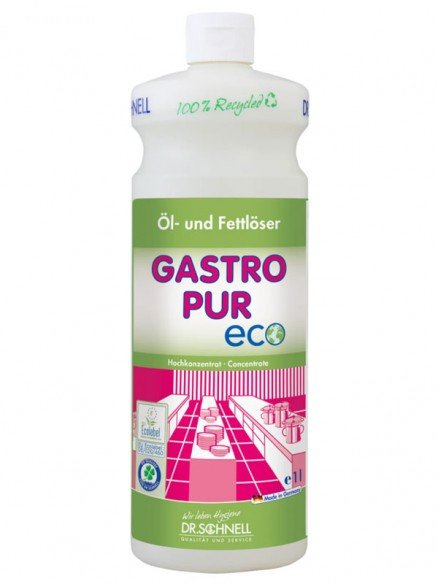 Oil and grease solvent Gastropure eco