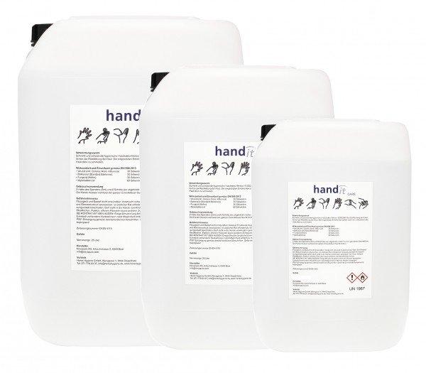 Händedesinfektionsmittel Schweiz Kanister