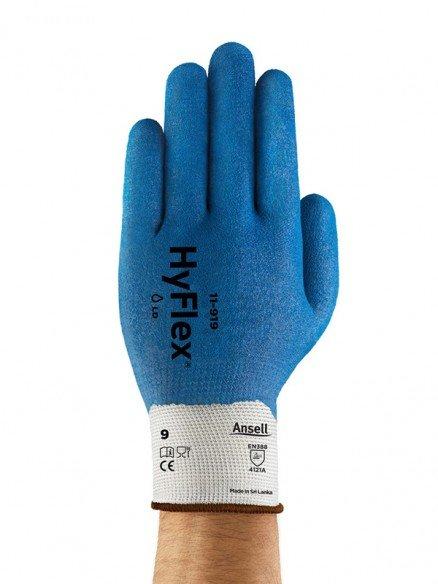Mechanikschutzhandschuhe Ansell HyFlex® 11-919