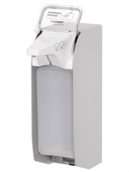 Desinfektionsmittelspender Edelstahl Touchless 1000ml