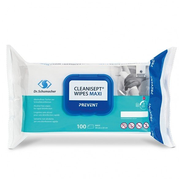 Cleanisept Wipes Desinfektionstücher
